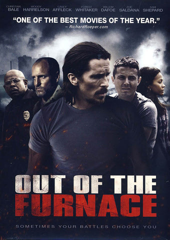Out of the Furnace DVD Movie