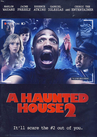 A Haunted House 2 DVD Movie