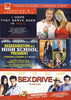 I Hope They Serve Beer in Hell/Assassination of a High School President/Sex Drive (Bilingual) DVD Movie
