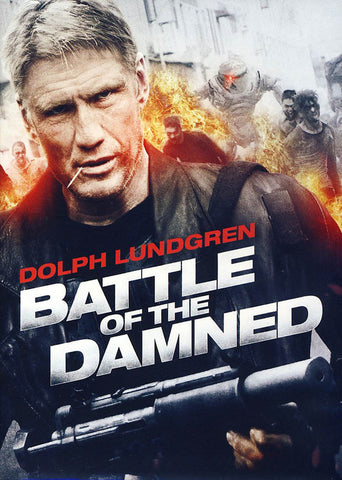 Battle of the Damned DVD Movie