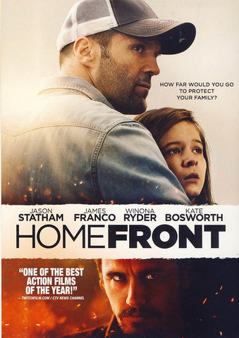 Homefront DVD Movie