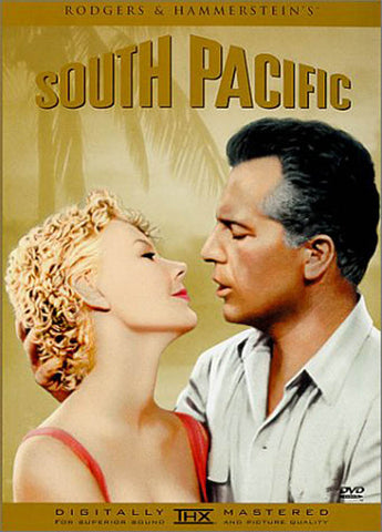 South Pacific DVD Movie