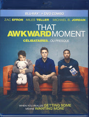 That Awkward Moment (Blu-ray+DVD)(Bilingual)(Blu-ray)