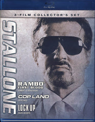 Sylvester Stallone Collection (Bilingual)(Blu-ray)