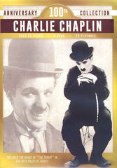 Charlie Chaplin 100th Anniversary Collection (Boxset)