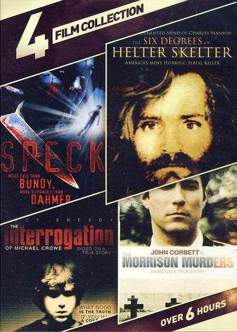 4-Film Murder Collection DVD Movie