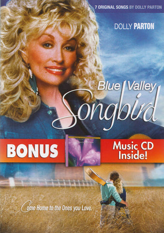 Blue Valley Songbird (Bonus: Music CD - Fresh Country Rain) DVD Movie