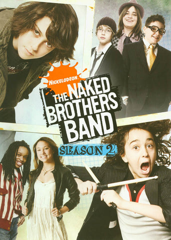 The Naked Brothers Band - Season 2 DVD Movie