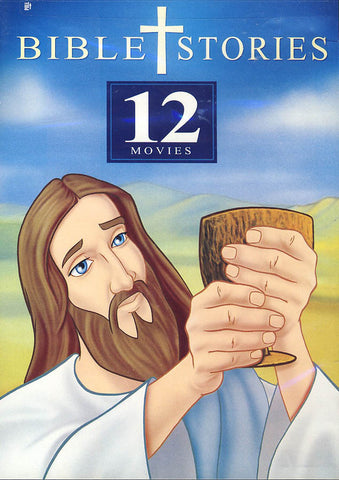 Bible Stories: 12 Movies (Animated)(ValueMovie Colection) DVD Movie