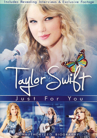 Taylor Swift - Just for You DVD Movie