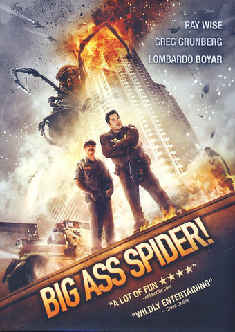 Big Ass Spider DVD Movie