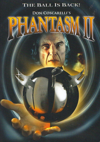 Phantasm II DVD Movie