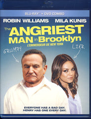 The Angriest Man in Brooklyn (Blu-ray+DVD)(Bilingual)(Blu-ray)