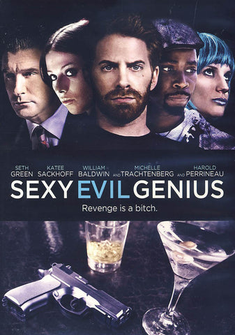 Sexy Evil Genius DVD Movie