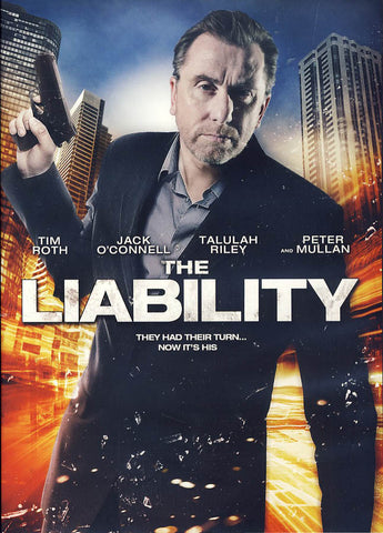 The Liability DVD Movie