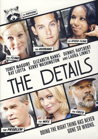 The Details DVD Movie