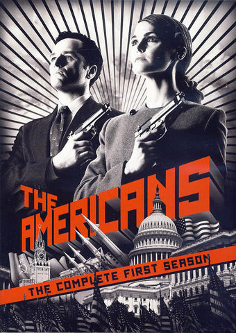 The Americans - Season 1 DVD Movie
