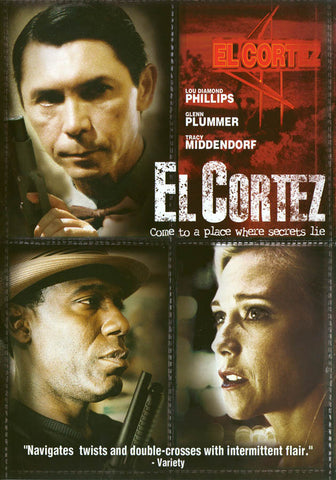 El Cortez - Come to a Place where secret Lies DVD Movie