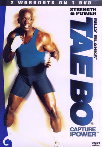 Billy Blanks - Tae Bo: Strength / Power DVD Movie