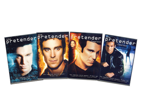 The Pretender - The Complete Series (Boxset) DVD Movie