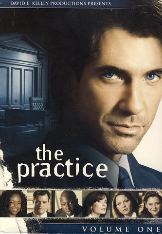 The Practice Volume 1 (Boxset) DVD Movie