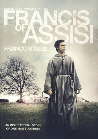 Francis of Assisi (Francois D Assise) (Gray Cover)(Bilingual) DVD Movie