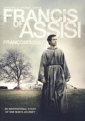 Francis of Assisi (Francois D Assise) (Gray Cover)(Bilingual)