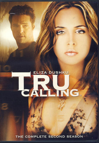 Tru Calling - Season 2 DVD Movie