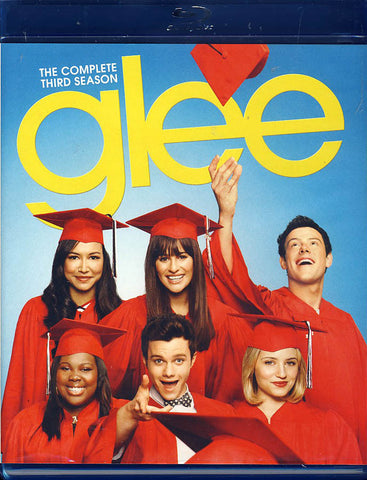 Glee - The Complete Third Season (Blu-ray) BLU-RAY Movie