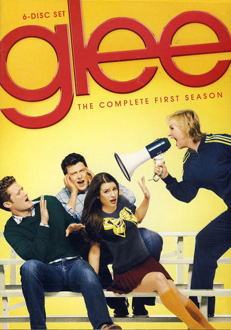 Glee - The Complete first Season DVD Movie