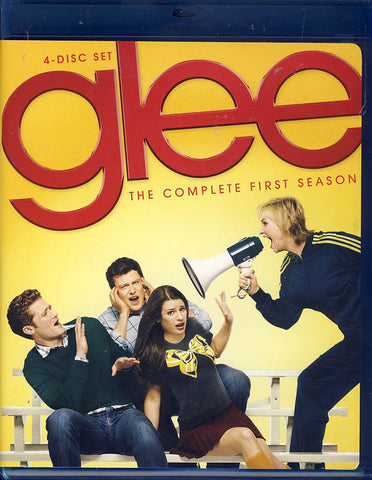 Glee - The Complete first Season (Blu-ray) BLU-RAY Movie