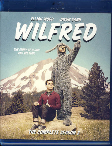 Wilfred - Season 2 (Blu-ray) BLU-RAY Movie