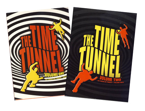 The Time Tunnel - The Complete Series (Boxset) DVD Movie