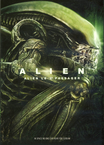 Alien (Bilingual) DVD Movie