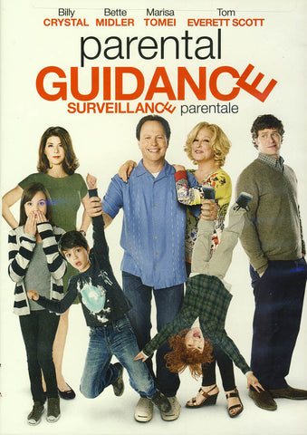 Parental Guidance (Bilingual) DVD Movie