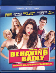 Behaving Badly (Bilingual) (Bluray + DVD) (Blu-ray)