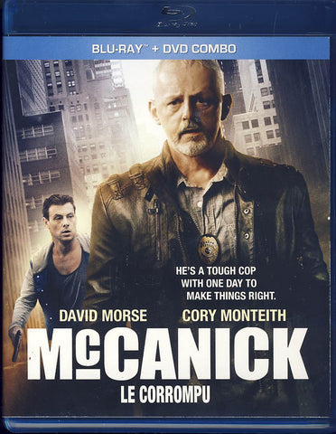 McCanick (Bilingual) (Bluray + DVD) (Blu-ray) BLU-RAY Movie