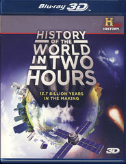 History of the World in Two Hours (3D Blu-ray) (Blu-ray)