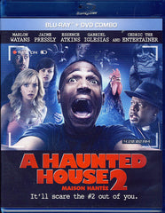 Haunted House 2 (Bilingual) (Blu-ray + DVD) (Blu-ray)