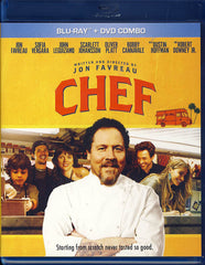 Chef (Bilingual) (Bluray + DVD) (Blu-ray)