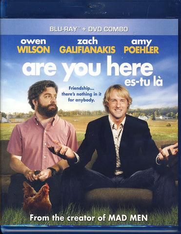 Are You Here (Blu-ray) BLU-RAY Movie