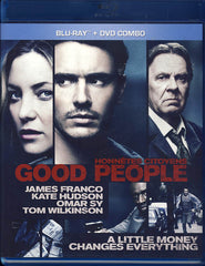 Good People (Bilingual) (Bluray + DVD) (Blu-ray)