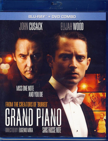 Grand Piano (Bilingual) (Blu-ray + DVD) (Blu-ray) BLU-RAY Movie