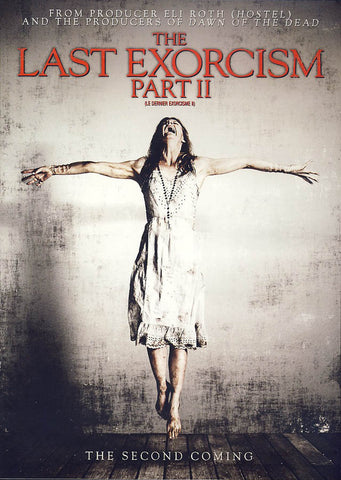 Last Exorcism, Part II / Le Dernier Exorcisme 2 (Bilingual) DVD Movie