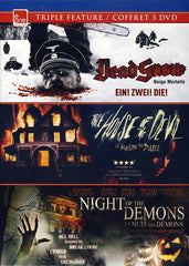 Dead Snow / House of the Devil / Night Of The Demons (Bilingual)