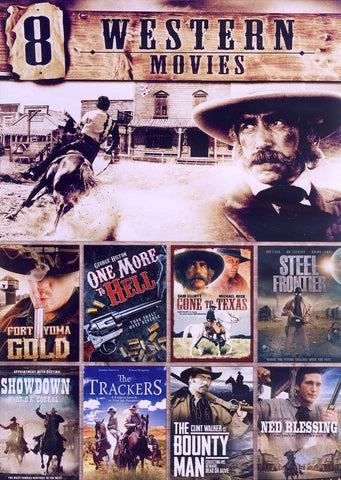 8-Movie Western Pack Vol. 5 DVD Movie
