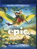 Epic (Blu-ray+DVD)(Bilingual)(Blu-ray) BLU-RAY Movie