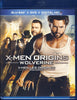 X-Men Origins: Wolverine (Blu-ray+DVD)(Bilingual)(Blu-ray) BLU-RAY Movie