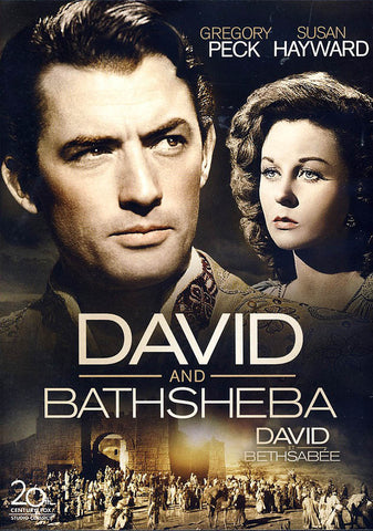 David And Bathsheba (Bilingual) DVD Movie