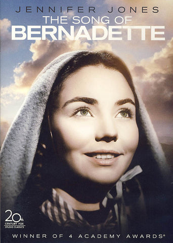 Song Of Bernadette DVD Movie